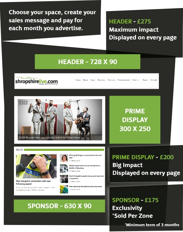 New Advertising Page 2015 New Site