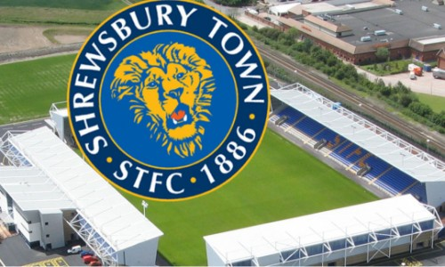 Ginnelly absent from Shrewsbury Town's pre-season training