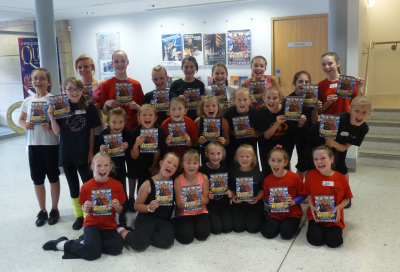Children from a selection of local dance schools have been chosen to join the juvenile ensemble for the forthcoming Christmas pantomime at Theatre Severn