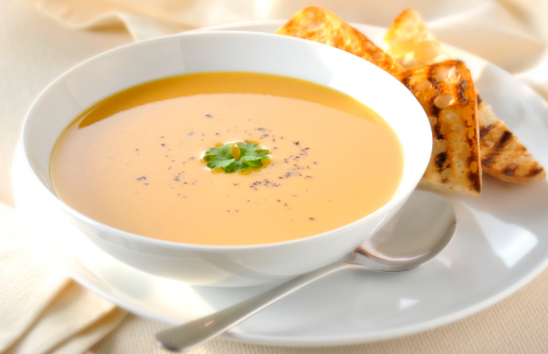 Roasted Sweet Potato And Tomato Soup Recipes Dishmaps