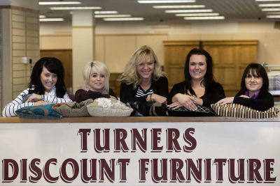 Job Despair Turns To Joy For Shrewsbury Shop Assistants Shropshire