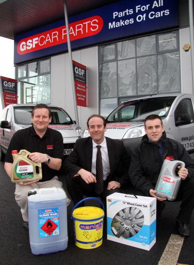 National Car Parts Supplier Opens Shrewsbury Branch Shropshire Live