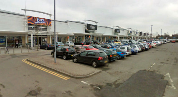 telford s forge retail park sold as part of. Black Bedroom Furniture Sets. Home Design Ideas