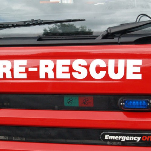 Car destroyed in suspected arson attack at Cherrington
