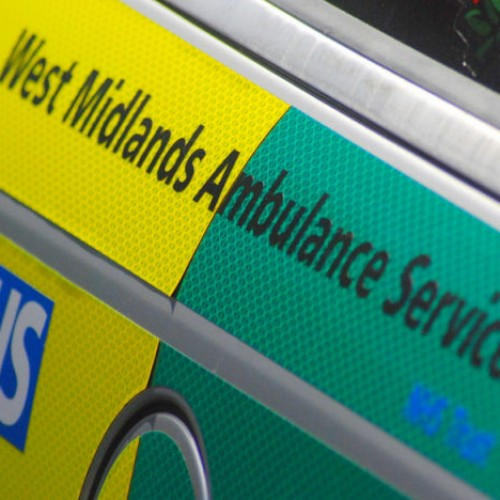 Motorcyclist and passenger injured after coming of bike in Telford
