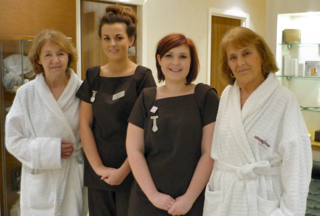 Family Spa Day West Midlands