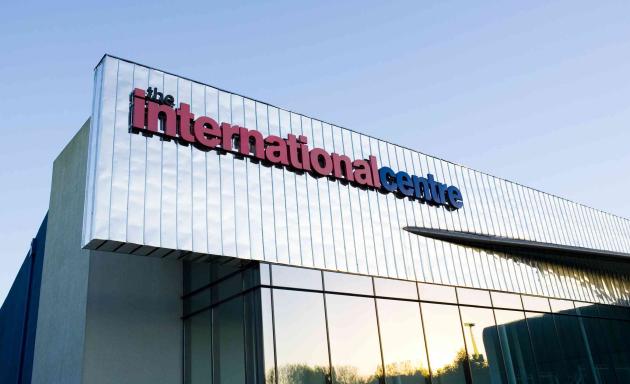 Telford International Centre Restaurants