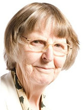Councillor Madge Shineton from Cleobury Mortimer.