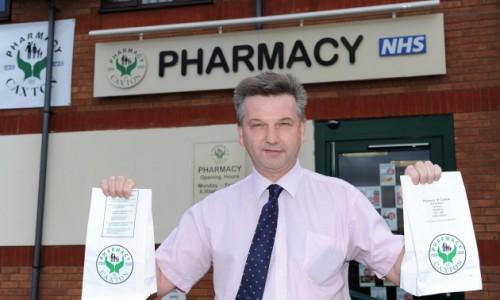 Shropshire pharmacist warns against government plan
