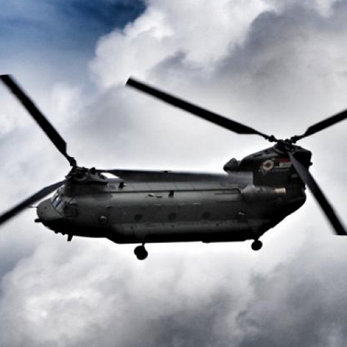 RAF Cosford Air Show visitors set for helicopter extravaganza