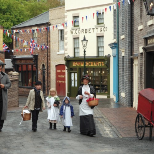 Celebrate Harvest Festival at Blists Hill Victorian Town