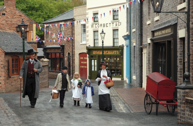 Image result for ironbridge blists hill