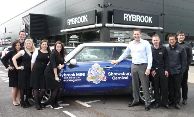 Rybrook mini shrewsbury