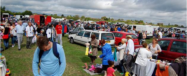 Car Boot Sale Telford
