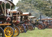 Shrewsbury Steam Rally