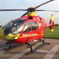 The Midlands Air Ambulance.