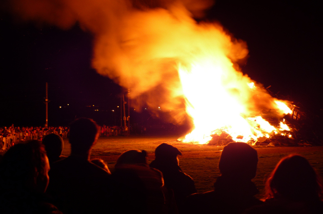 Shropshire Bonfire and Fireworks Displays 2013