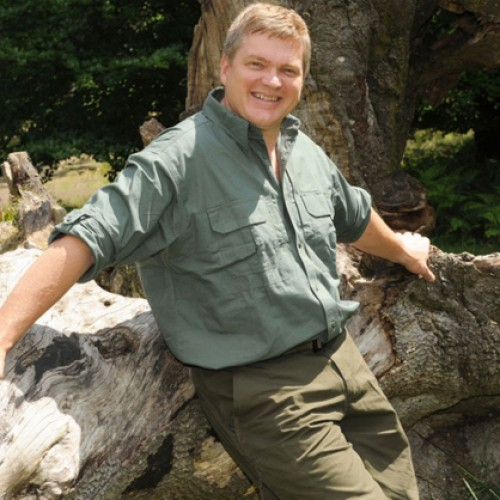 Ray Mears to open new GO Outdoors Shrewsbury superstore