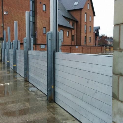 Flood Warning issued for River Severn in Shrewsbury