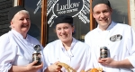 The award winning marmalade team at Ludlow Food Centre.
