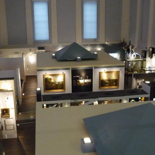 Shrewsbury Museum & Art Gallery celebrates one year at former Music Hall