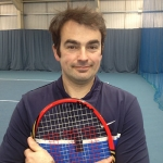 Neil Devereux, director of FirstPoint Tennis.