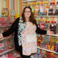 Michelle Hallewell, of Shells Scrumptious Sweets in Newport.