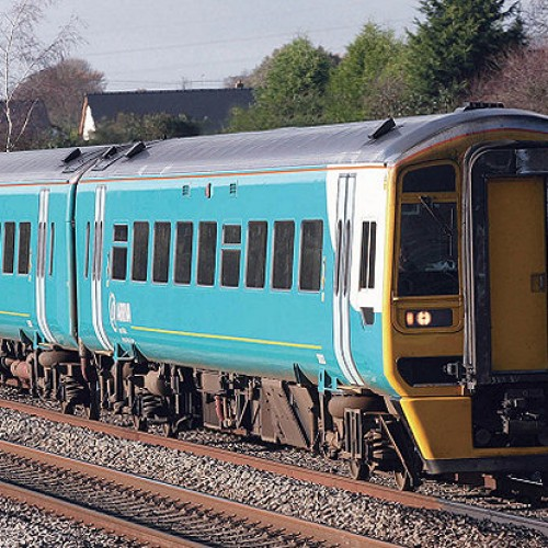 Shrewsbury to Wrexham train services cancelled after wartime bomb is found in Ruabon