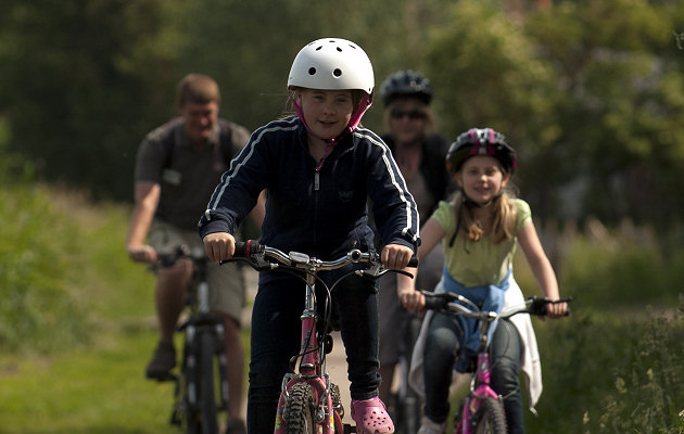 The routes will be created along Wenlock Edge. Photo: National Trust.