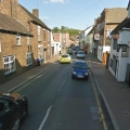 Bridge Street Bridgnorth - Image Google Maps