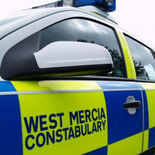 Man threatened during attempted robbery at Whitchurch building site
