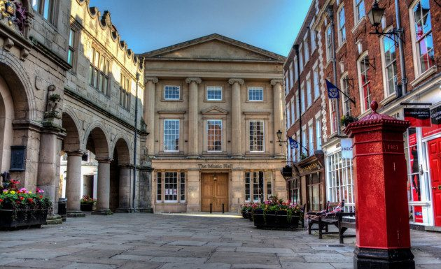 Shrewsbury Museum & Art Gallery
