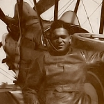 William Robinson Clarke born in Kingston, Jamaica from the Royal Flying Corps (RFC)