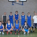 The Shrewsbury Basketball Club Seniors Team