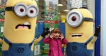Lovable villains, the Minions, stars of the Despicable Me movies are on their way to Shrewsbury