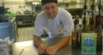 Chris Walker in the Sofood! kitchen
