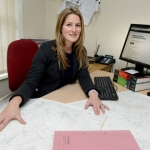 Angela Cantrill, Senior Surveyor at Madeleys Chartered Surveyors in Much Wenlock