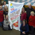 Market traders launch The Big Market Art-Off Christmas Competition