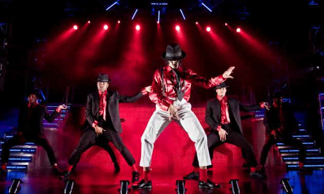 Thriller Live Uk Tour  October