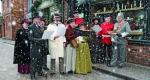 Blists Hill Victorian Town carol singing