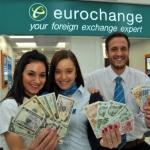 Jayne Pickering, Gemma Jackson and Luke Bishop. from eurochange