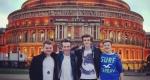 The Rooz at Royal Albert Hall in London
