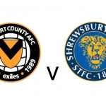 Newport County v Shrewsbury