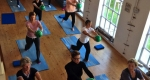 People will be able to take part in a line up of fitness classes