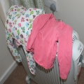 Don't dry clothes on a heater – one of the fire hazards Shropshire Fire and Rescue Service is working to prevent