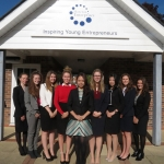 Students at Moreton Hall School, who run Moreton Enterprises, will be appearing at the Businesses for Children Awards 2015