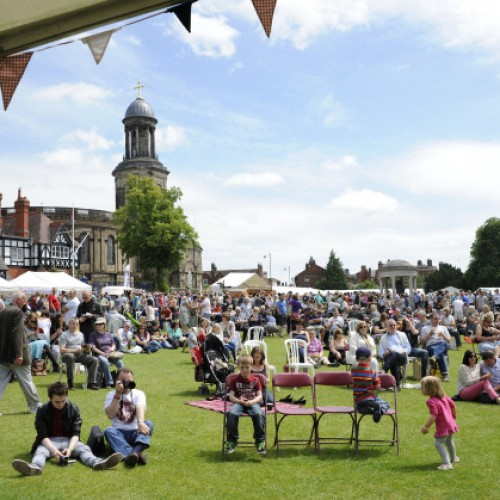 Shrewsbury Food Festival gets ready for third year