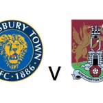 Shrewsbury v Northampton