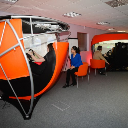 Shropshire virtual reality specialist launches kids parties