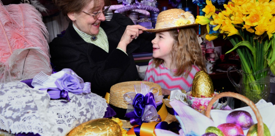Family Easter Events in Shropshire 2015